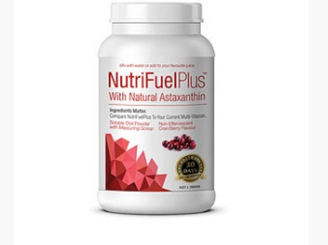 NUTRIFUEL PLUS SOLUBLE POWDER MULTIVITAMIN/MULTIMINERAL/ANTIOXIDANT (1 Month)