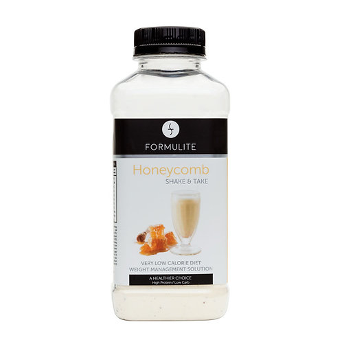 FORMULITE VLCD SHAKE AND TAKE HONEYCOMB FLAVOUR X 1 SERVE