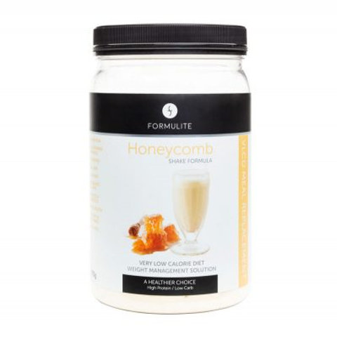 FORMULITE HONEYCOMB  VLCD MEAL REPLACEMENT SHAKE TUB - 14 SERVES