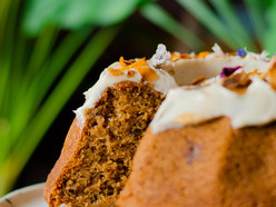 Vegan Carrot Bundt Cake