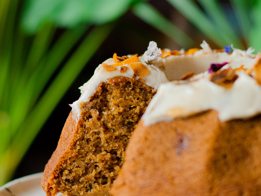 Vegan Carrot Bundt Cake
