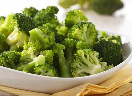 Broccoli Steamed