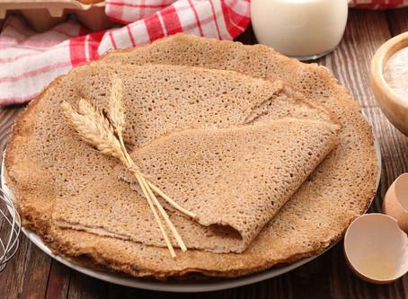Vegan Gluten-Free Buckwheat Crepes