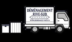 déménageurs rive-sud montréal