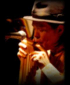 日本人では数少ないケーナ奏者の岡田浩安
