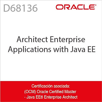 D68136 | Architect Enterprise Applications with Java EE