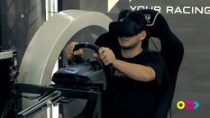 Simulatore supercar