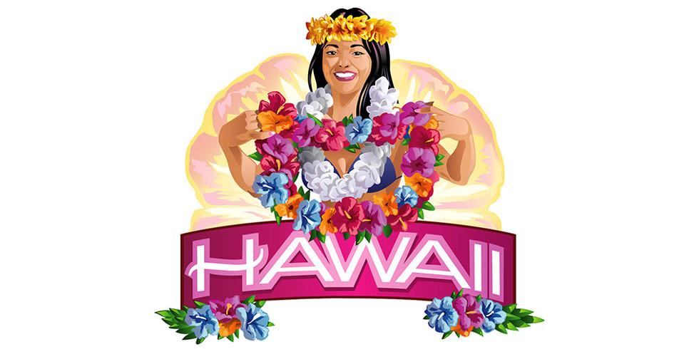 Hawaii Mark