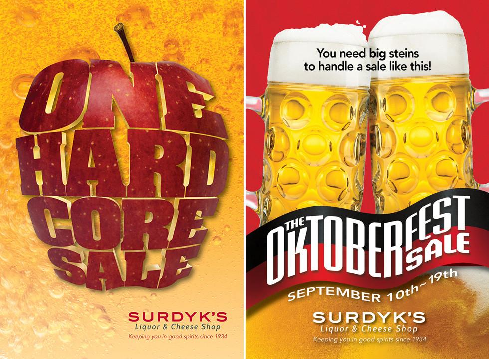 Surdyk's Direct Mail