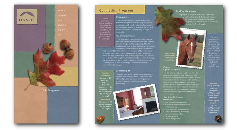 Onsite Program Brochure