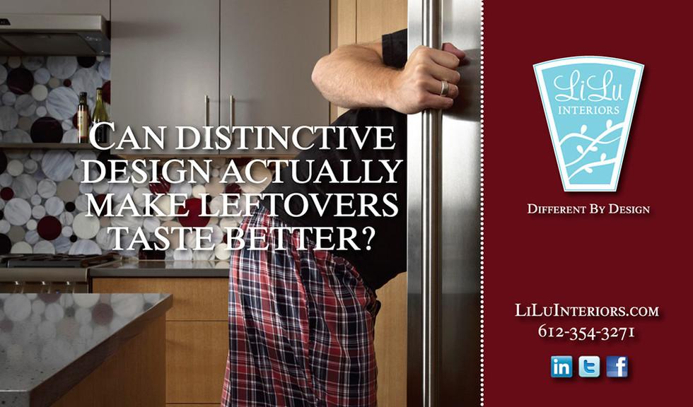 Lilu Interiors Print Ad