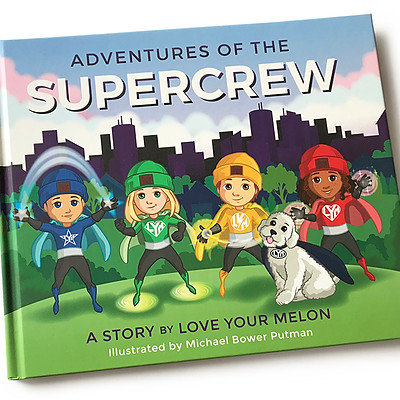 Adventures of the Super Crew