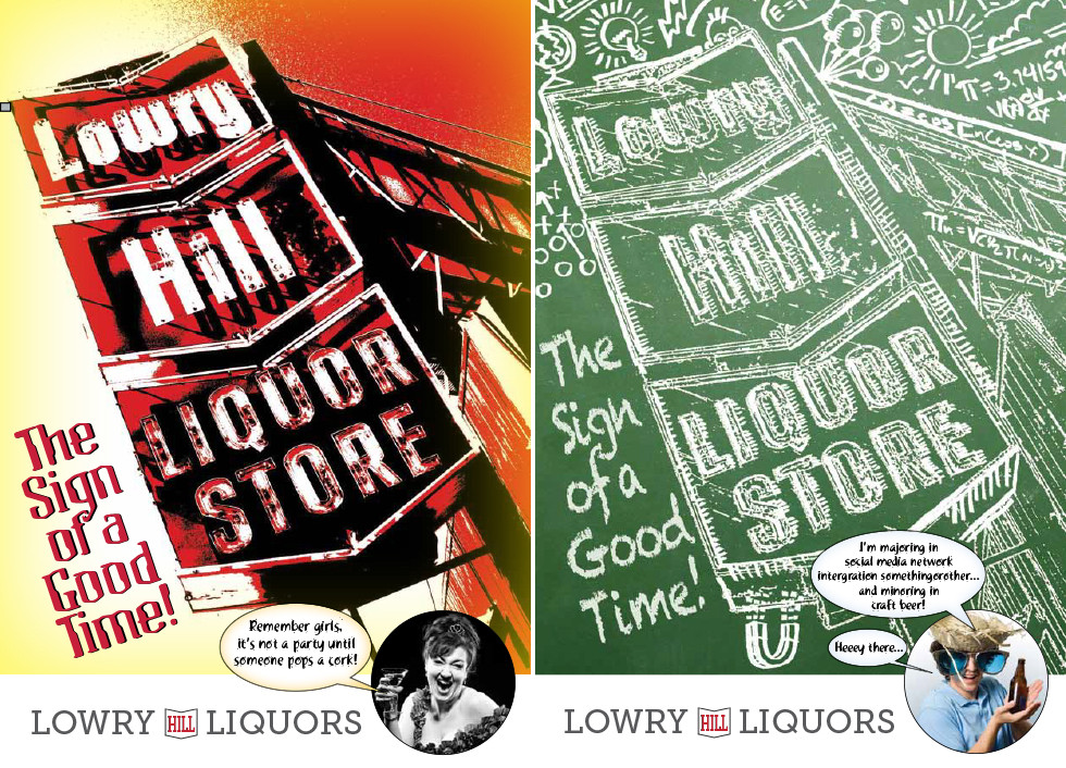 Lowry Hill Liquors Direct Mail