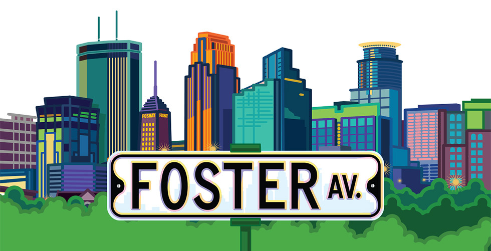 Foster Avenue Website Banner