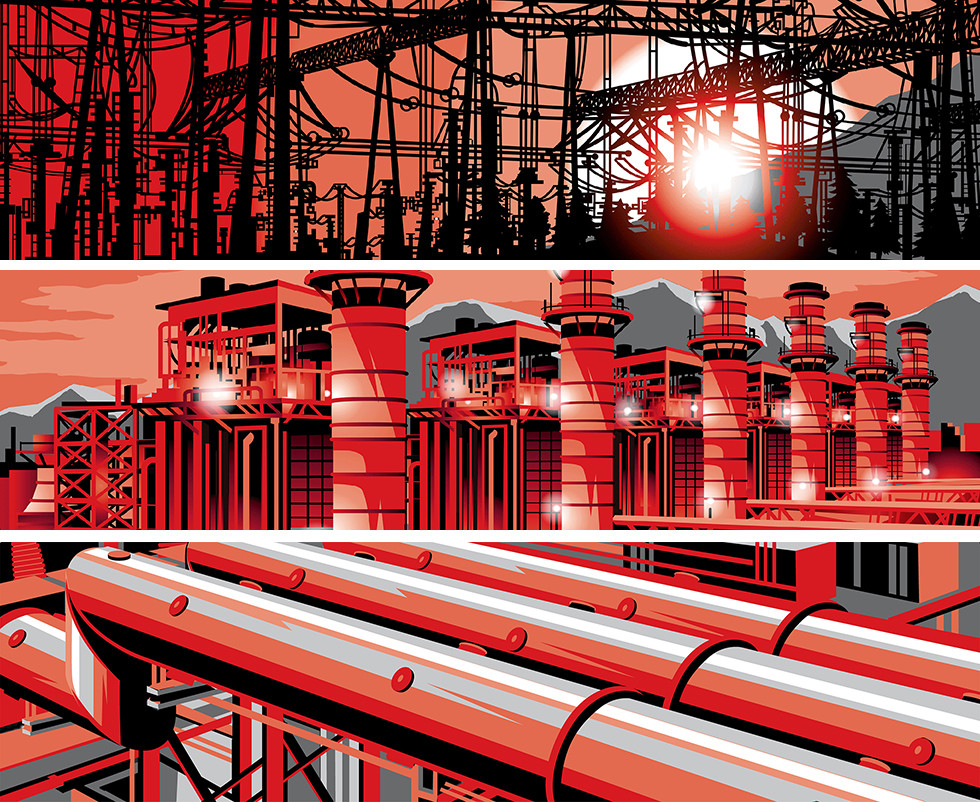 RMS Energy Web Banners
