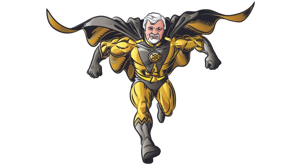 Securian Superhero