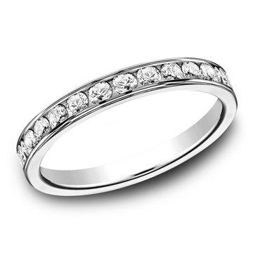 .56 ctw channel set diamond band