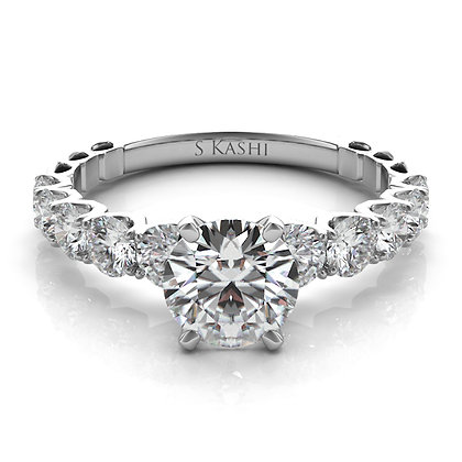 Classic Engagement Ring 1ctw