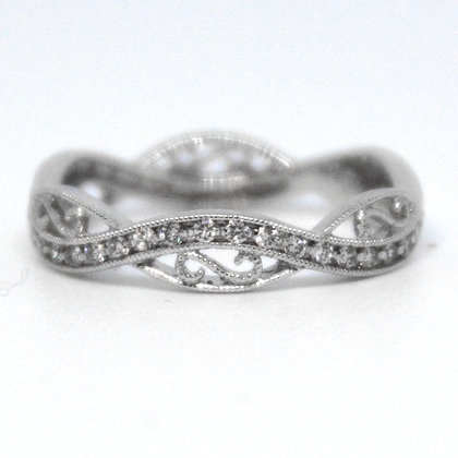 0.25 ctw. White Gold Diamond Ring