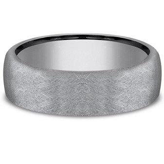 6.5 mm Swirl Textured Band