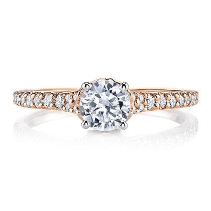 Diamond Engagement Ring 0.29 ct tw