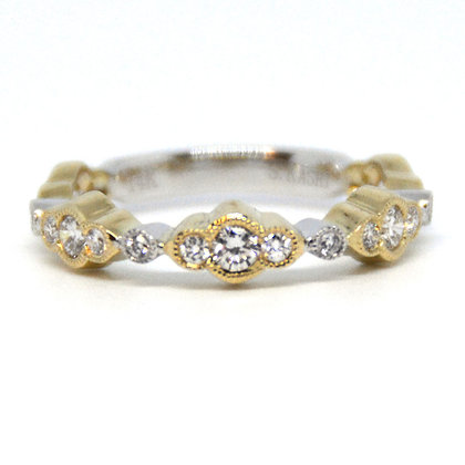 0.50 ctw White Gold Diamond Ring