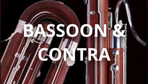 Bassoon and Contrabassoon