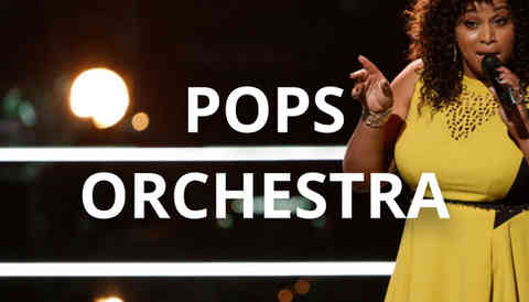 Pops Orchestra Conducting Excerpts