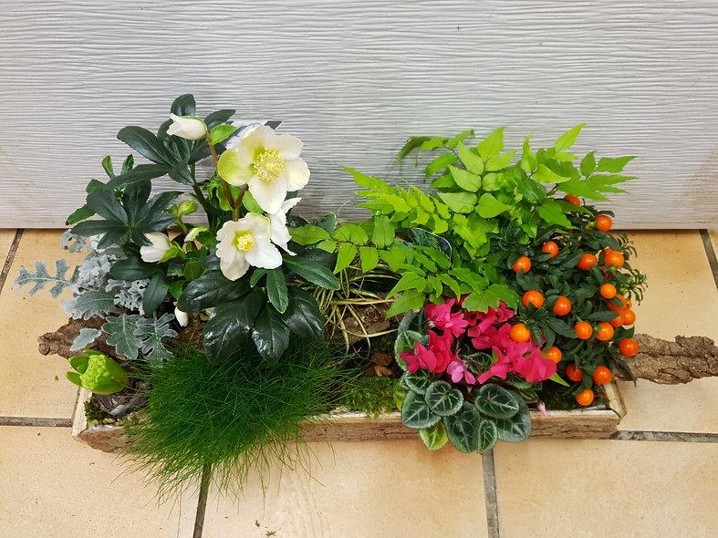Jardinière extérieure