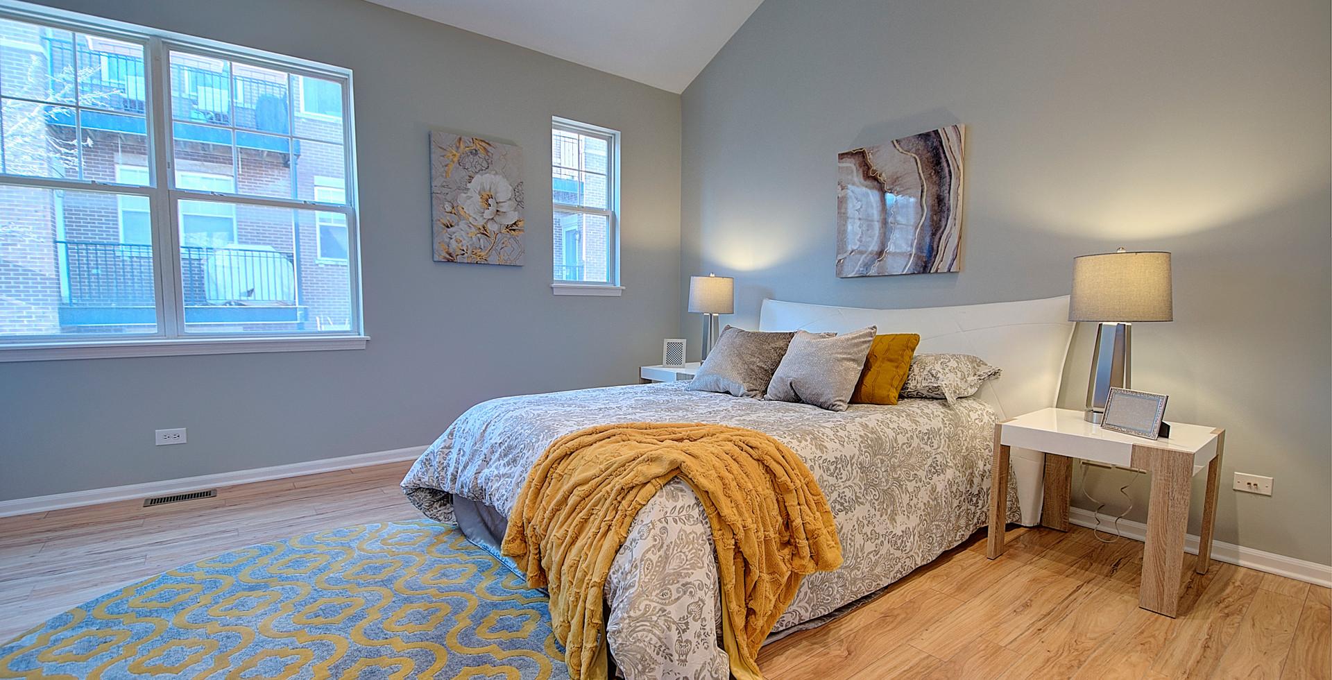 Bedroom in Chicago designed by MRM Home Design.jpg
