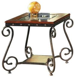 #1202 End Table $10
