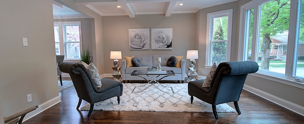 Living Room in Willowbrook designed by MRM Home Design.jpg