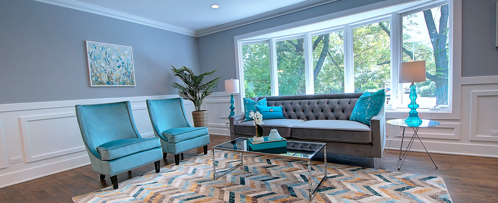 Living Room in Warrenville designed by MRM Home Design.jpg
