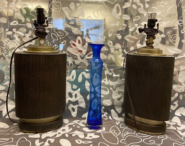 Table Lamp $25 pair