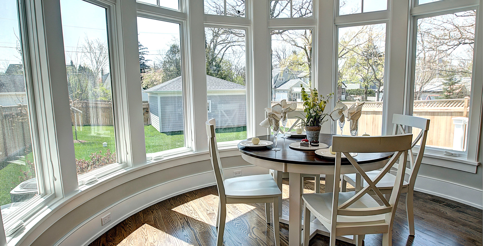 Eating Area in Westchester designed by MRM Home Design.jpg