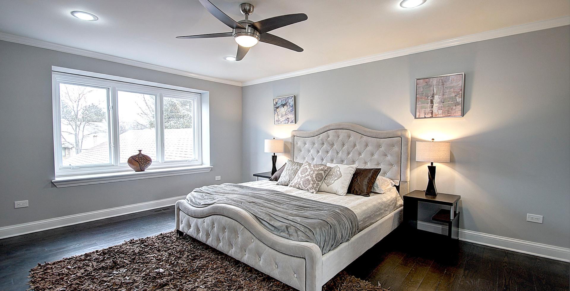 Bedroom in Norridge designed by MRM Home Design.jpg