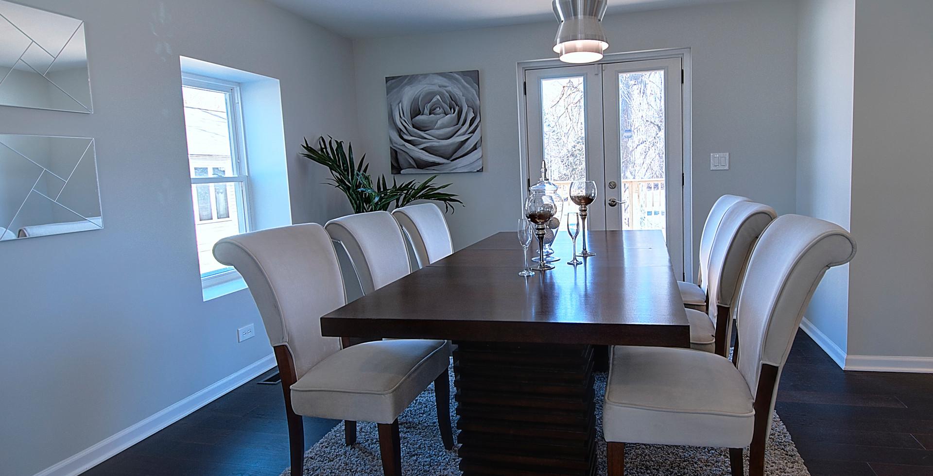 Dining Room in Elgin designed by MRM Home Design.jpg
