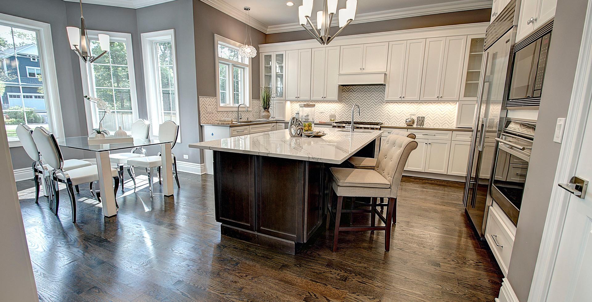 Kitchen in Naperville designed by MRM Home Design.jpg