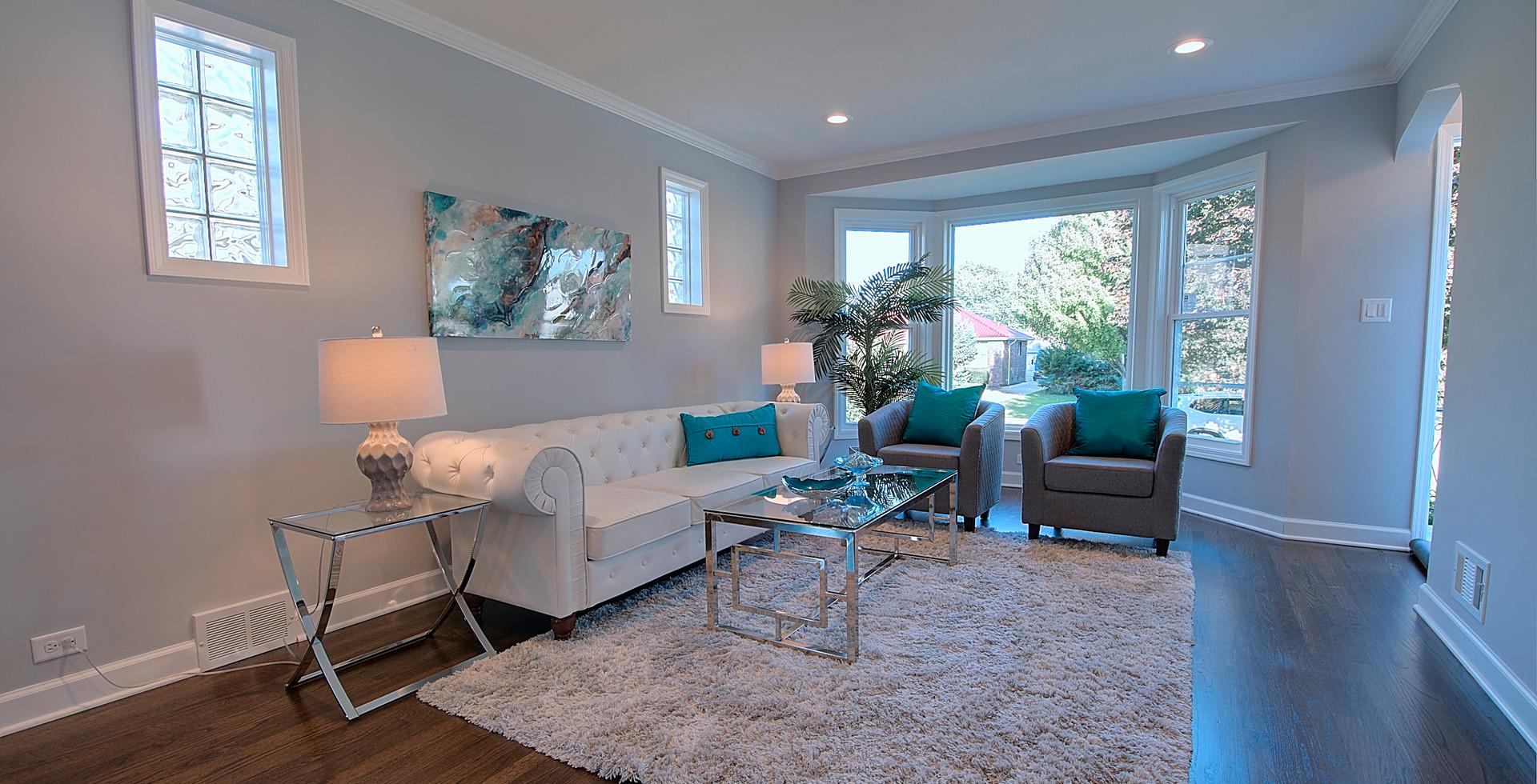 Living Room in Westmont designed by MRM Home Design.jpg