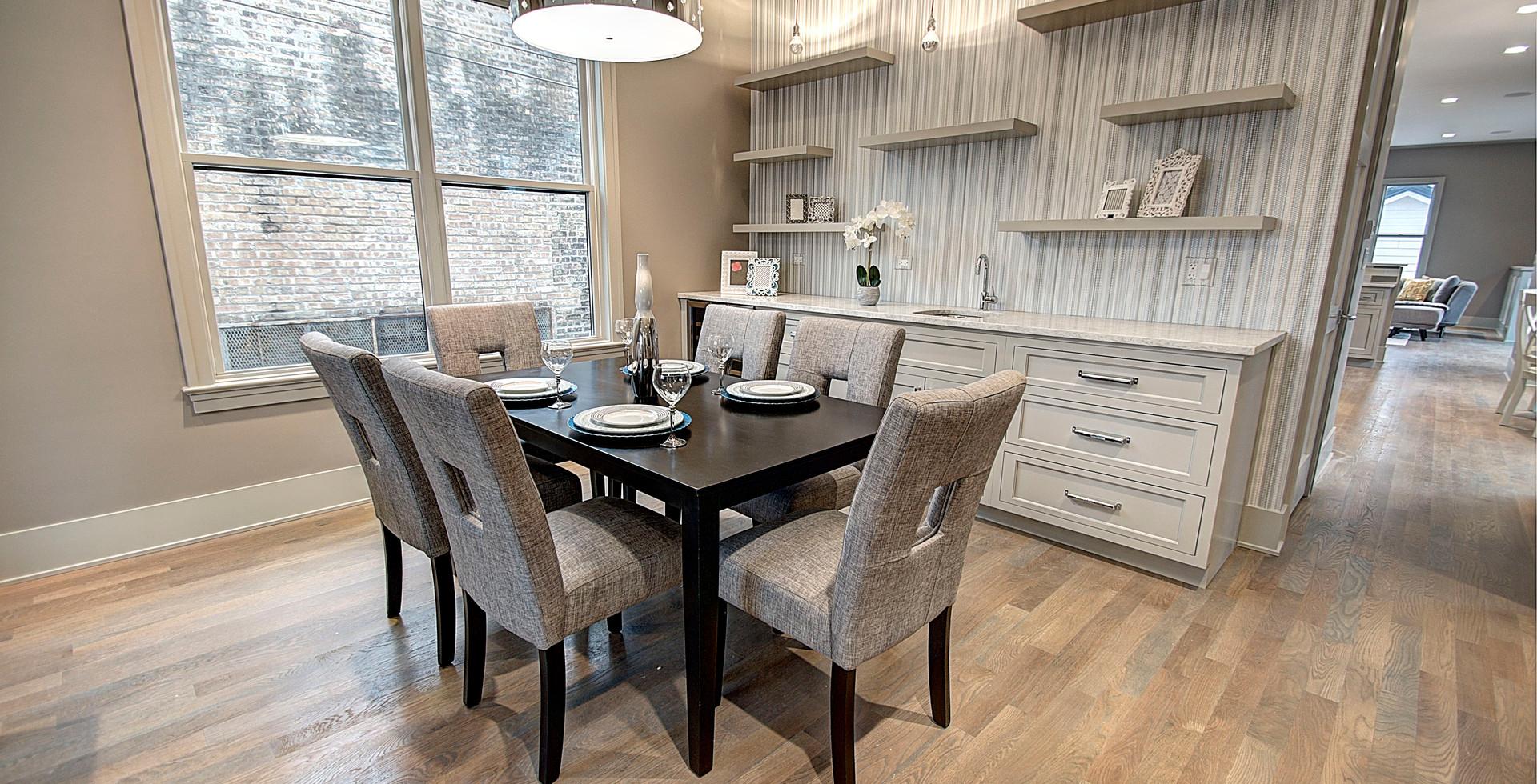 Dining Room in Aurora designed by MRM Home Design.jpg