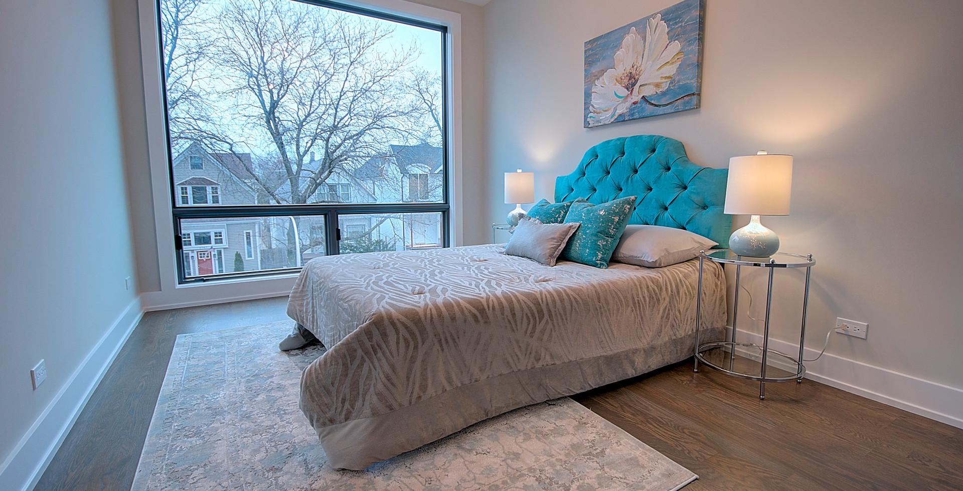 Bedroom in Naperville designed by MRM Home Design.jpg