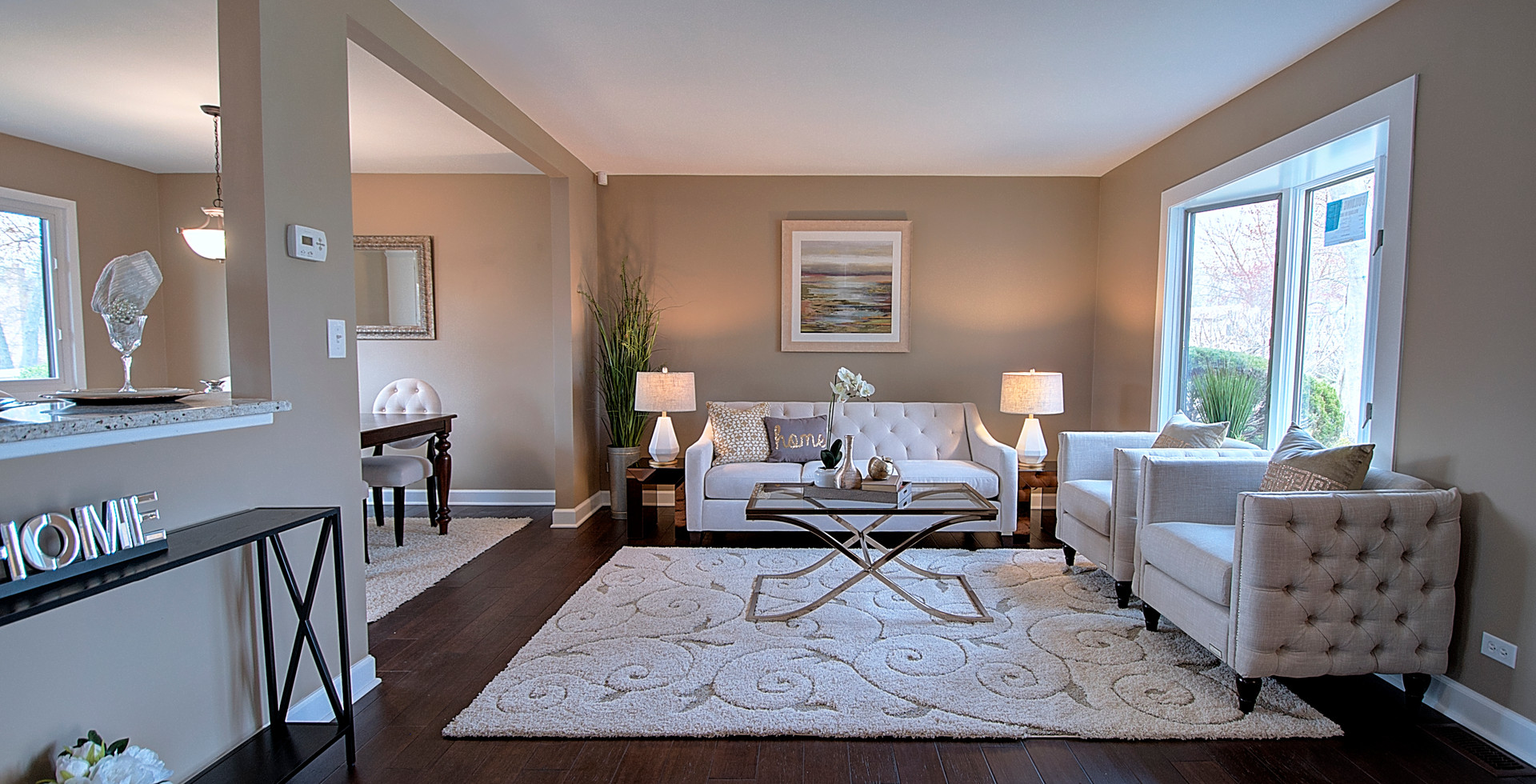 Living Room in Forest Park designed by MRM Home Design.jpg