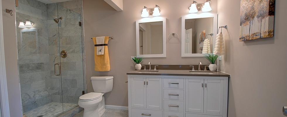 Bathroom in Countryside designed by MRM Home Design.jpg