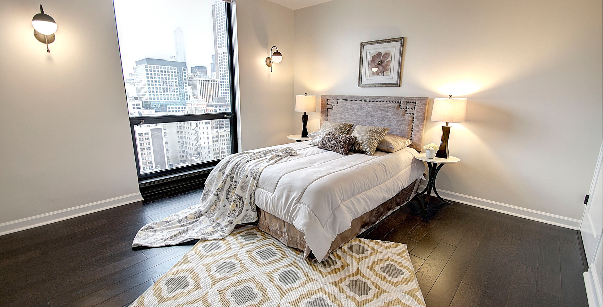 Bedroom in Aurora designed by MRM Home Design.jpg