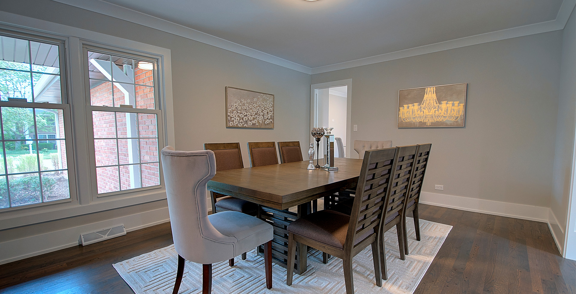 Dining Room in Long Grove designed by MRM Home Design.jpg