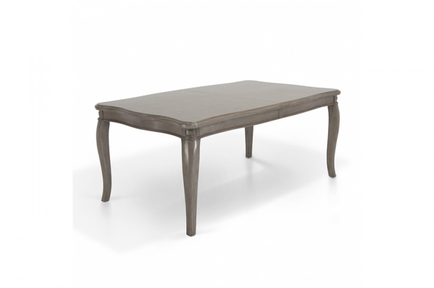#238 Gray Dining Table $180