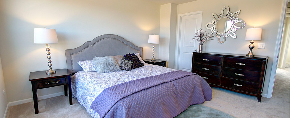 Bedroom in Downers Grove designed by MRM Home Design.jpg