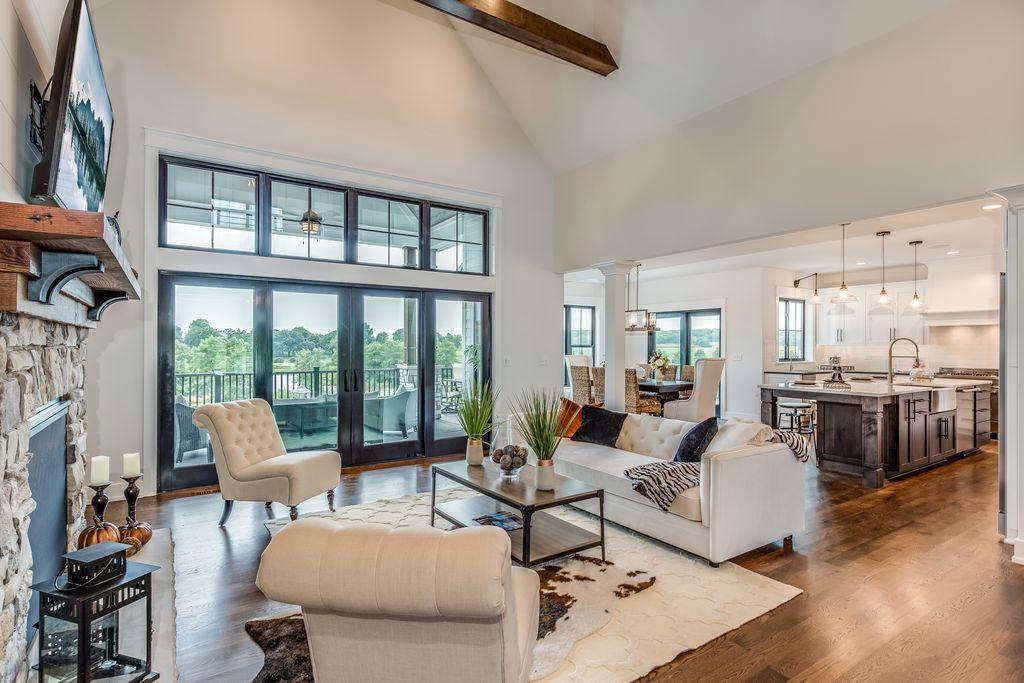 Living Room in Mokena designed by MRM Home Design.jpg
