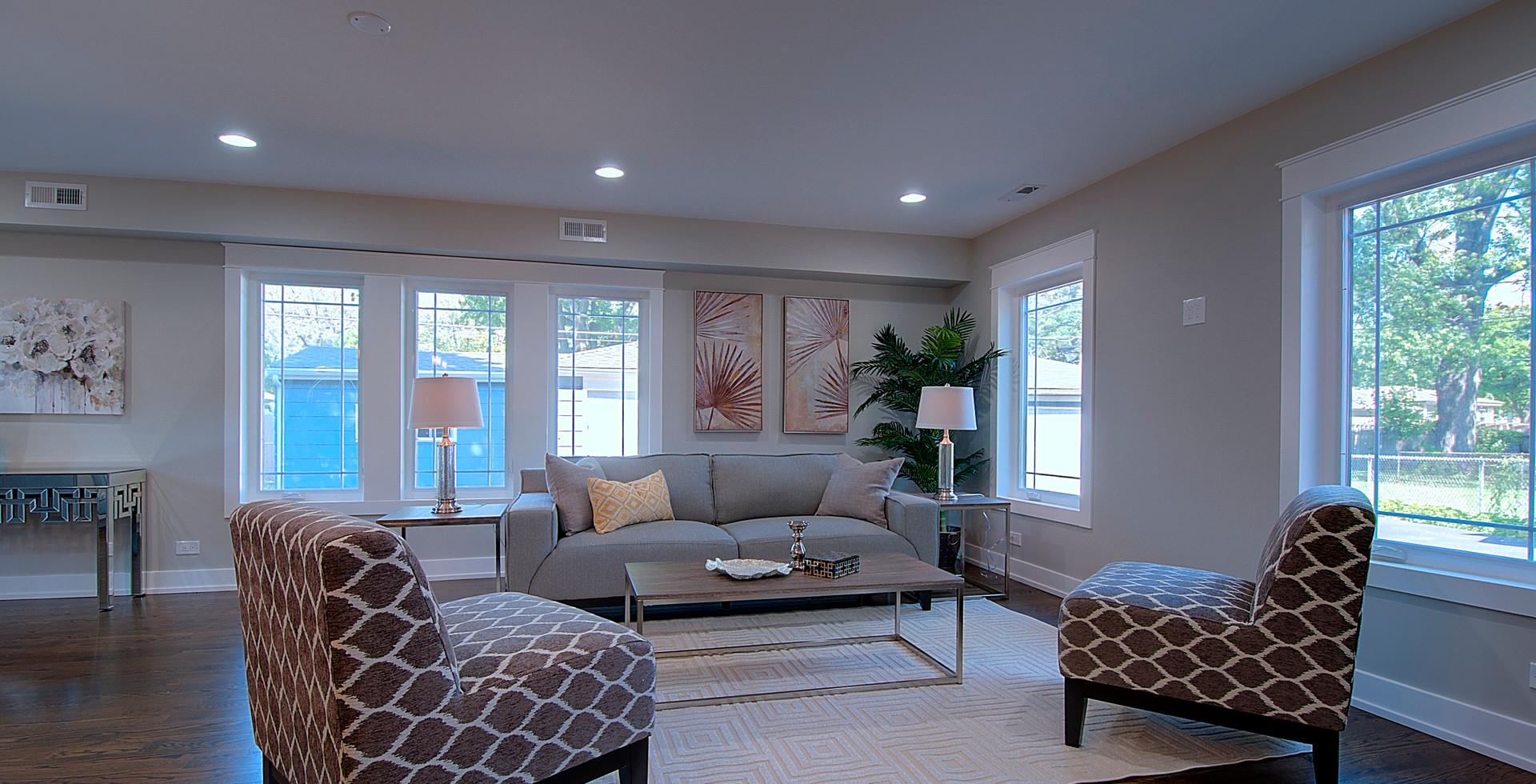 Living Room in Villa Park designed by MRM Home Design.jpg