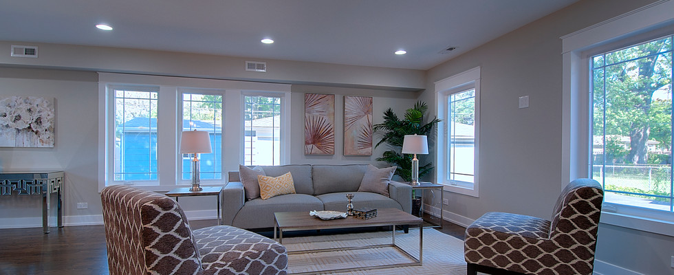 Living Room in Villa Park designed by MRM Home Design.jpg